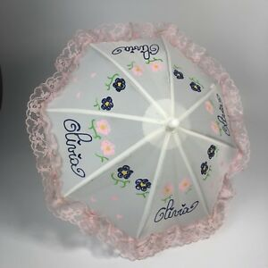 Vintage-10-Olivia-Doll-Lace-Umbrella-By-SHAW