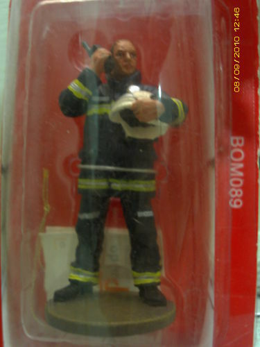 BOM089 - POMPIER D´AEROPORT, MADRID, ESP.2003 - DEL PRADO