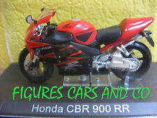 MOTO 1/24  HONDA CBR 900 RR  COLLECTION GM