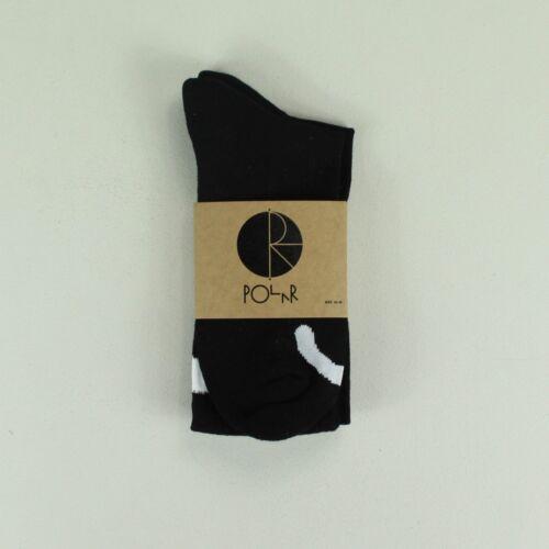 Polar Happy Sad Long Socks Brand New Black One size fits all