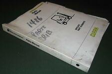 Clark Y685 Y60 Y70 Y80 Forklift Lift Truck Parts Manual Book Catalog