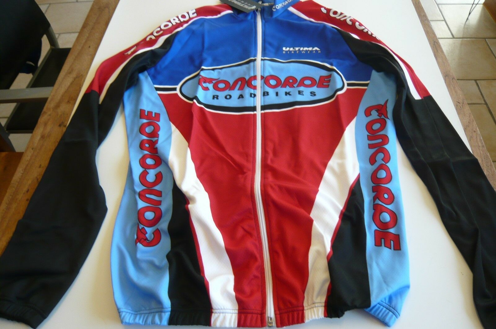 Ultima Concorde Proline Jersey Size 6 New In Bag   limited edition