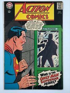 Action-Comics-355-1967-DC-Superman-Silver-Age