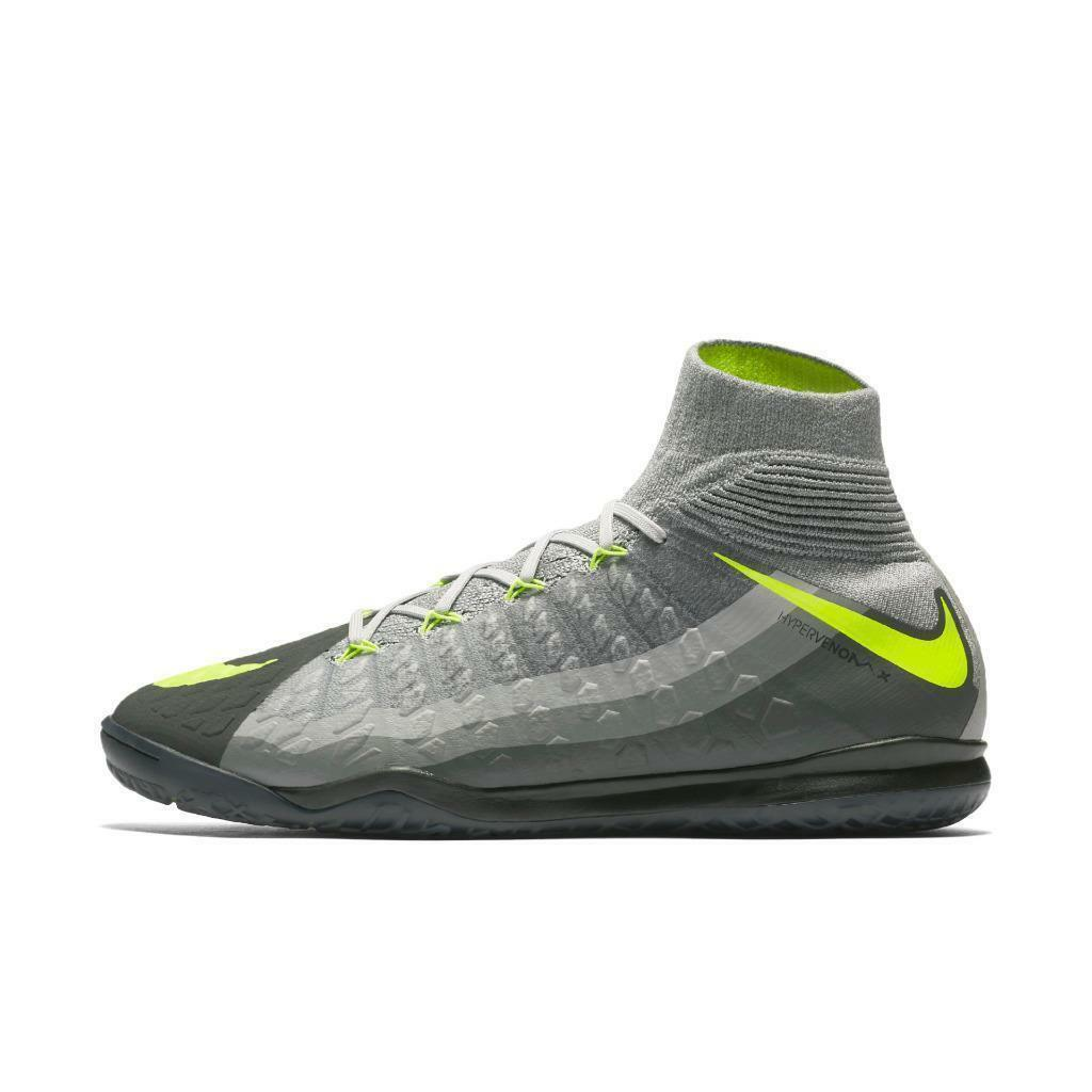 Nike Hypervenomx Proximo II DF IC Mens,Solid,Medium,Synthetic,852577 071 Sz-7 Special limited time