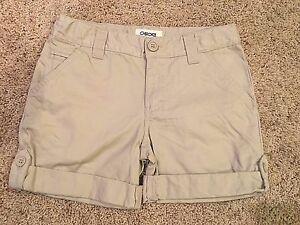 Bottoms Cherokee Tan Uniform Adjustable Shorts Nwt Boys Size 5 Clothing, Shoes & Accessories