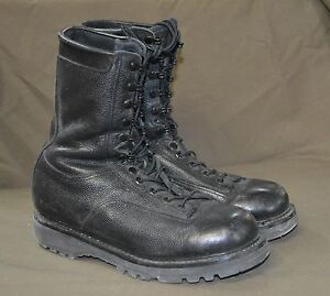 Used-Canadian-military-combat-boots-size-7-1-2-255-96-Z16