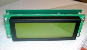 USB-LCD-Textdisplay-4x20-Zeichen-HD44780-I2C-gruen