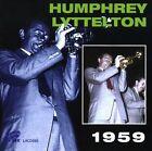 Humphrey Lyttelton 1959 by Humphrey Lyttleton (CD, Apr-2010, 2 Discs, Lake)
