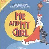 Me My Girl Original Broadway Cast By Original Cast CD, Oct-1990, MCA...USED - $7.99