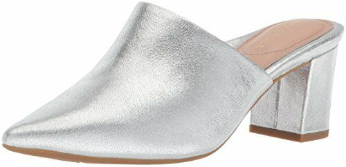 Taryn Rose Damenschuhe Madisson Metallic Nappa Mule- Select SZ/Farbe.