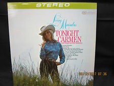 Living Marimbas Tonight Carmen  and Other Country Favorites - RCA  Camden 1967