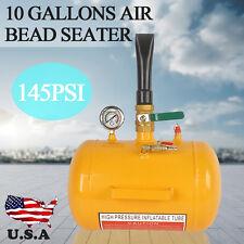 New10 Gallon Air Tire Bead Seater Blaster Tool Seating Inflator Truck ATV 145PSI