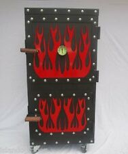 Steel Mountain Grills BBQ Smoker Outdoor Cooker Complete Custom Assembled Pit