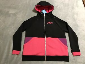 competitive price 60cd1 068fc Details about Women's Nike Carissa Navarro Doernbecher Hoodie Freestyle Sz  Medium M AJ5189 010