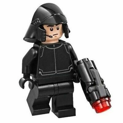 First Order Gunner ~ Star Wars ~ NEW Lego Parts ~ Lego ~ Mint Minifigure