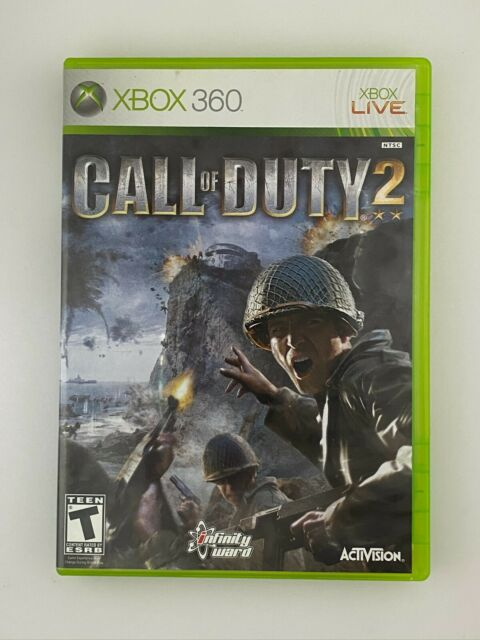 Call of Duty 2 - Xbox 360 Game - Complete & Tested
