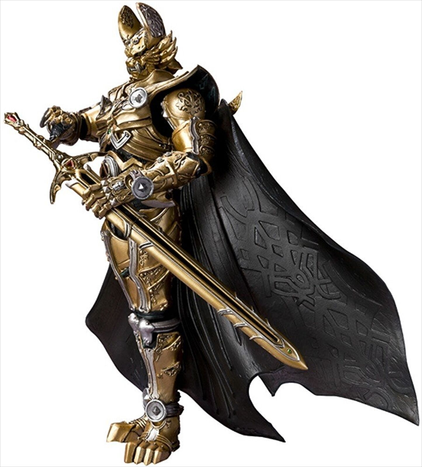 Bandai Makaikado oroen Knight Garo Action Figure