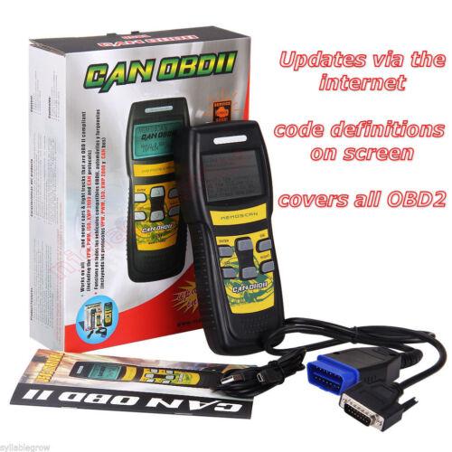 Fits Citroen C1 C2 C3 C4 C5 C6 C8 Picasso Berlingo Fault Code Scanner Reader OBD