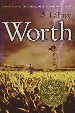 Worth (Scott O'Dell Award for Historical Fiction (Awards))-ExLibrary