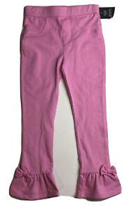 NWT-Crown-amp-Ivy-Woman-Pull-On-Ponte-Knit-Skinny-Pants-6X-Pink-Retail-58