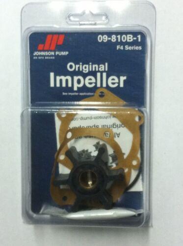 Johnson Water Pump IMPELLER KIT 09-810B-1 F4 F4B Series 09810B1