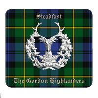 The Gordon Highlanders - Mouse Mat