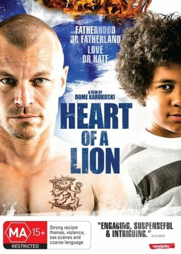 1 of 1 - Heart of a Lion [Region 4] - DVD Free Shipping.