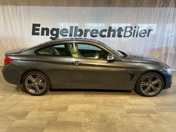 BMW 435d 3,0 Coupé xDrive aut.