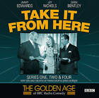 Take it from Here: Series 1, 2 & 4, Pt. 1 by Dennis Norden, The Late Frank Muir (CD-Audio, 2010)