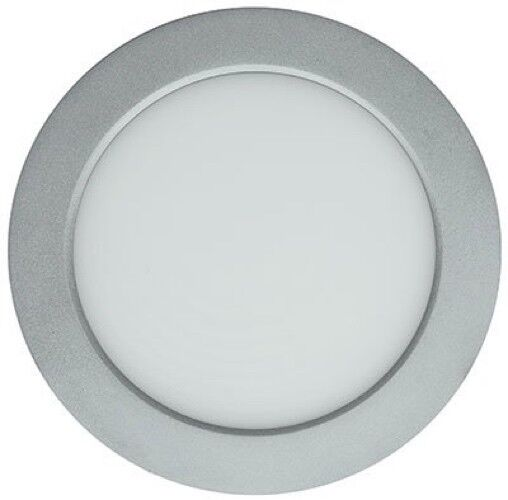 ROUND LED LIGHTING PANELS FOR CEILING OR WALL MOUNTING ALUMINIUM BODY IP20