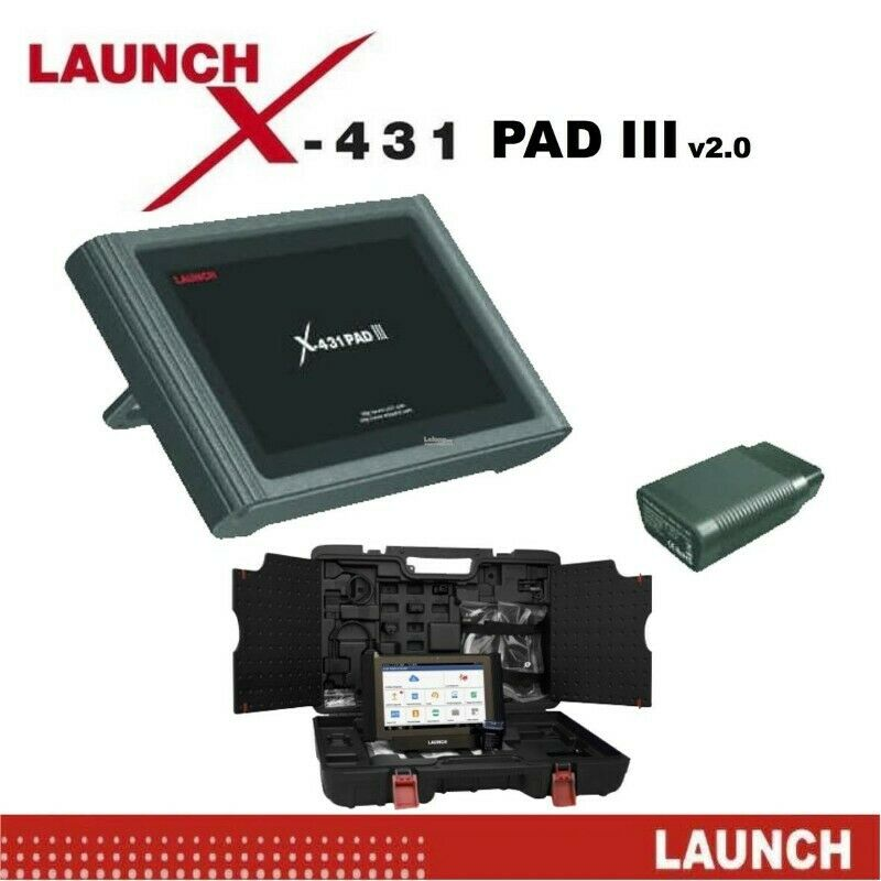Launch ECU Programming & coding PAD III Version 2 Diagnostic machine |  Other Limpopo | Gumtree Classifieds South Africa | 556906905