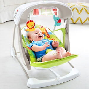 fisher price elektrische automatik babyschaukel ccn92. Black Bedroom Furniture Sets. Home Design Ideas