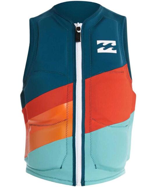 2016 Billabong Slice To Tide Wakeboard Vest , Wakeboard, Waterski, Kneeboard