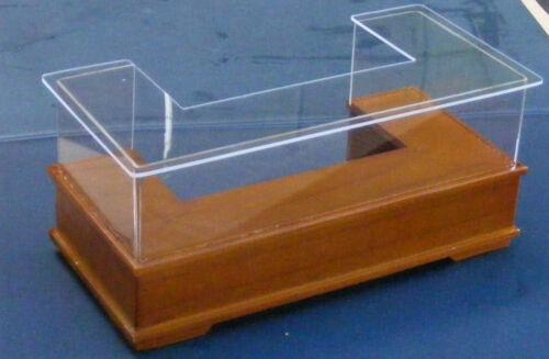 Échelle 1:12 Teinte Chêne Shop Display Counter tumdee maison de poupées miniature Hwu