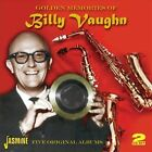 Golden Memories of. Billy Vaughn: Five Original Albums by Billy Vaughn (CD, Nov-2012, 2 Discs, Jasmine)