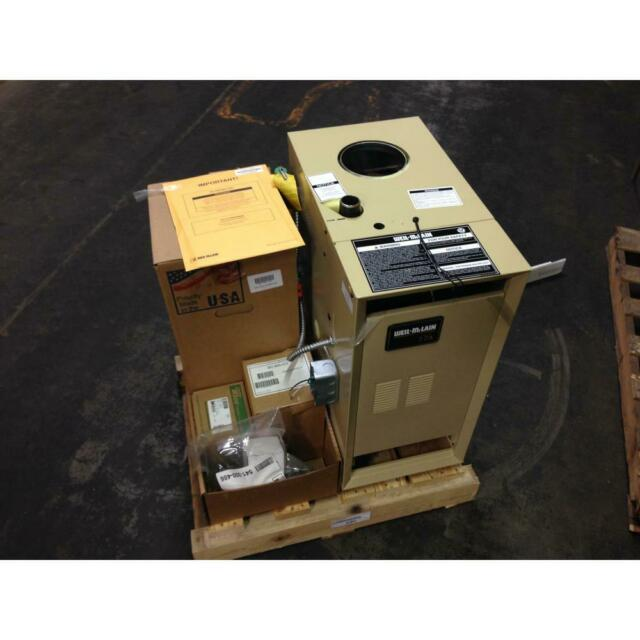 Weil Mclain Wtgo 3 100 000 Btu Output Gold Oil Boiler W Tankless Heater For Sale Online Ebay