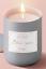 Personalizado Rosa Oro frustrado Cera Vela de la soja Pegatinas Etiqueta del frasco