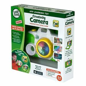 LeapFrog Creativity Camera Protective App Case Learning Toy iPhone iPod Gift