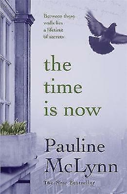 1 of 1 - The Time is Now,Mclynn, Pauline,Very Good Book mon0000088612