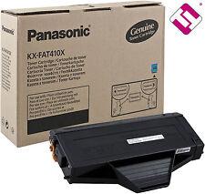 TONER ORIGINAL PANASONIC PRINTER KX MB1500 GENUINE 2500P CARTRIDGE KX-FAT410X