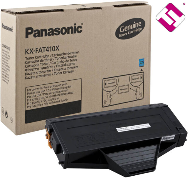 Toner Original Panasonic Printer KX Mb1536 Genuine 2500p Cartridge Kx-Fat410x