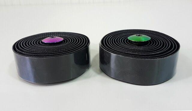 Supacaz Super Sticky Kush Handlebar Tape Black BT-01C