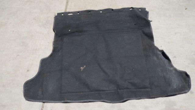 88 89 90 91 HONDA CRX REAR BACK TRUNK CARPET OEM BLACK