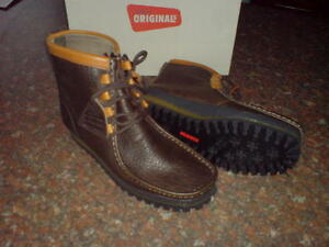 Wallabees controllo 9 Men Originals 10 6 Uk Clarks Boot Check Way 8 Brown 7 G wH6PPqxAE