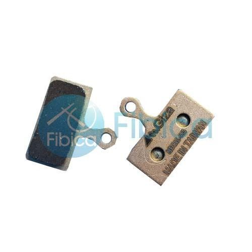 Giza Copper+Ceramic Sintered Disc Brake pads Pair for Shimano M666,M785,M985