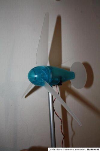 Wind Generator mit Brushless Motor Windmühle  mit DC Ausgangsspannung