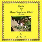 Garden of Poems Inspiration Words by Jay Rammell 9781450096560 Paperback 2010