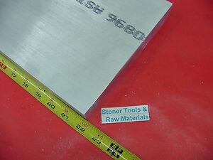 """1""""x 8""""x 22"""" ALUMINUM 6061 FLAT BAR T6511 SOLID 1.000"""" New Plate Mill Stock"""
