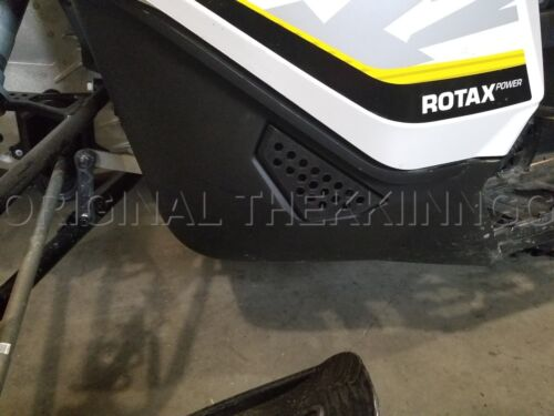 2017-19 Skidoo Gen 4 850 cool Trap Bottom pan door air cooling brp strap belt