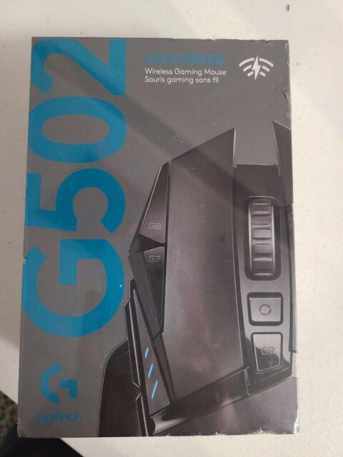 Logitech G502 Lightspeed Wireless Gaming Mouse 16000dpi BRAND NEW